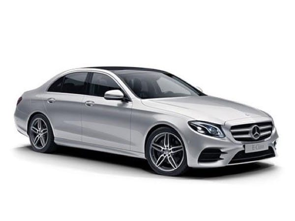Mercedes-Benz E Class Saloon on 18 month short term lease