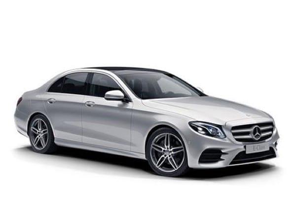 Mercedes-Benz E Class Saloon on 12 month short term lease