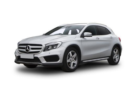 Mercedes-Benz GLA Hatchback on 5 month short term lease