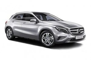Mercedes-Benz GLA Class Hatchback GLA 180 Urban Edition 5dr Manual [GL] on flexible vehicle lease