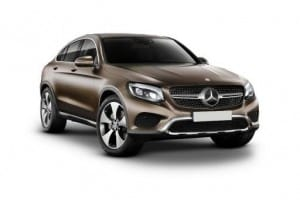 Mercedes-Benz GLC Coupe GLC 250 4Matic AMG Line Premium 5dr Automatic on flexible vehicle lease