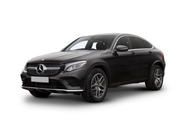 Mercedes-Benz GLC Coupe GLC 250d 4Matic AMG Line 4dr Automatic