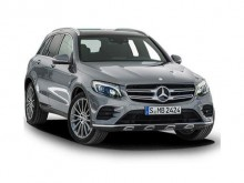 Mercedes-Benz GLC Estate GLC 220d 4Matic Urban Edition 9G-Tronic 5dr Automatic