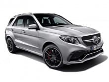 Mercedes-Benz GLC Estate GLC 350d 4Matic AMG Line 4dr Automatic