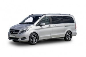 Mercedes-Benz V Class Estate V250d AMG Line [Extra Long] 5dr Automatic [GL] on flexible vehicle lease