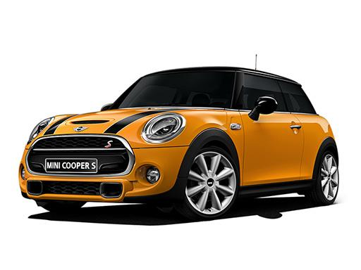 Mini Hatchback Cooper S Sport 3dr Manual [MD]