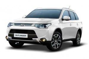 Mitsubishi Outlander Estate 2.0 PHEV 4hs 5dr Automatic