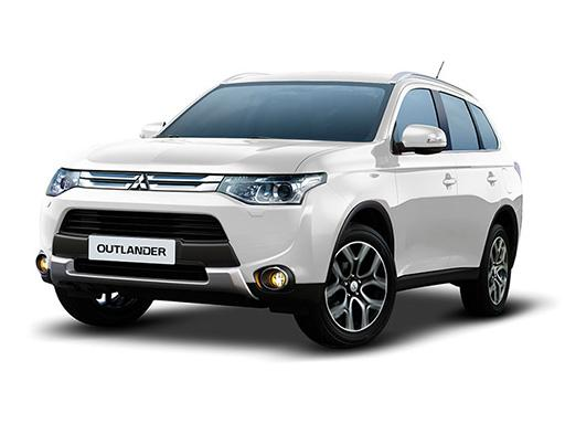 Mitsubishi Outlander Estate on 6 month short term lease