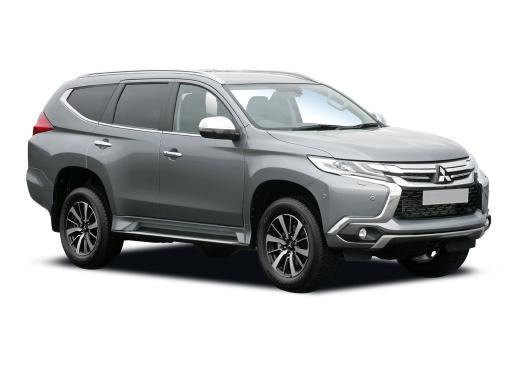 Mitsubishi Shogun Sport SW on 6 month short term lease