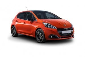 Peugeot 208 Hatchback 1.2 PureTech Allure 5dr Manual