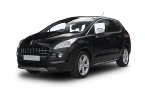 Peugeot 3008 Estate 1.6 BlueHDi 120 Allure 5dr Manual