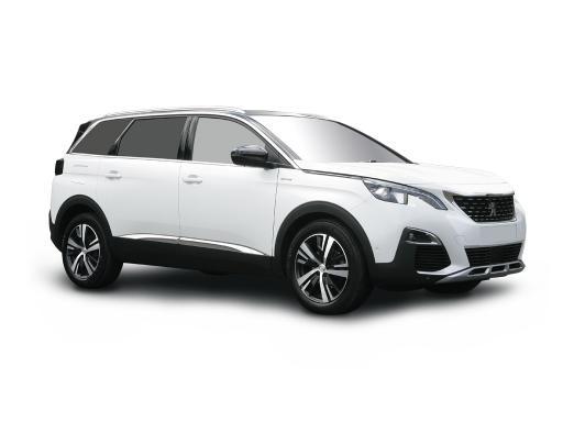 Peugeot 5008 Estate on 12 month short term lease