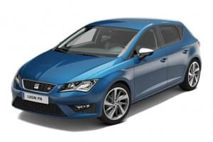 Seat Leon Hatchback 1.6 TDI SE Dynamic 5dr Manual [GL] on flexible vehicle lease