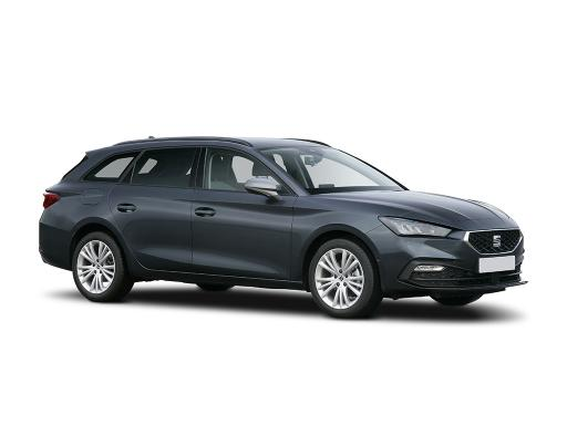 Seat Leon Sport Tourer on 12 month short term lease