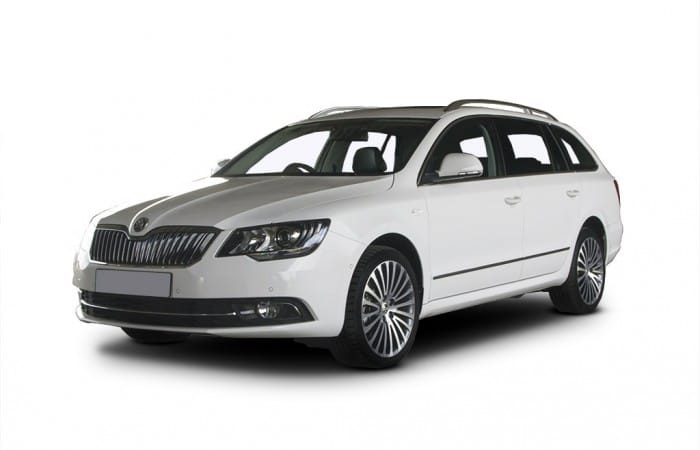 Skoda Superb Estate 1.6 TDI CR SE L Executive GreenLine 5dr Manual