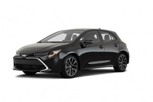 Toyota Corolla Hatchback 1.8 VVT-I Hybrid Icon Tech CVT 5dr Automatic [EL]
