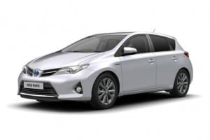 Toyota Auris Hatchback 1.8 Hybrid Icon Tech TSS CVT 5dr Automatic