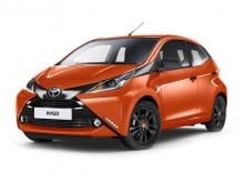 Toyota Aygo Hatchback 1.0 VVTi X-Play [CVC] 5dr Manual