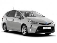 Toyota Prius+ Estate 1.8 VVTi Icon TSS CVT 5dr Automatic [LC]