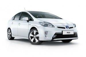 Toyota Prius Hatchback 1.8 VVTi Excel CVT [Nav] 5dr Automatic