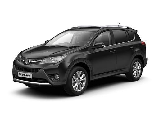 Toyota RAV4 Estate on 5 month short term lease