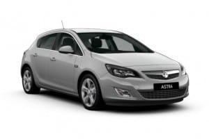 Vauxhall Astra Hatchback 1.4I 16v Design 5dr Manual