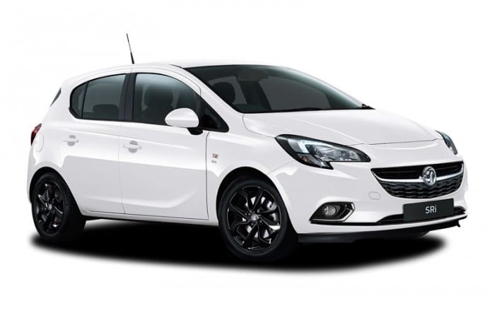 Vauxhall Corsa Hatchback on 9 month short term lease