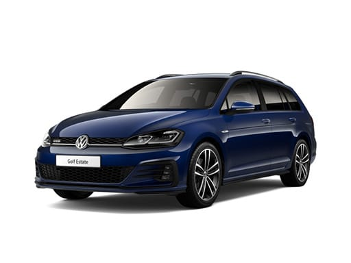 Volkswagen Golf Estate on 6 month short term lease