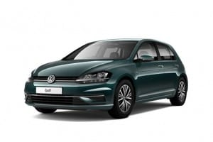 Volkswagen Golf Hatchback 1.6 Tdi Match 5dr Manual [GL] on flexible vehicle lease