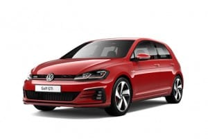 Volkswagen Golf Hatchback 2.0 TSI GTI 5dr Manual