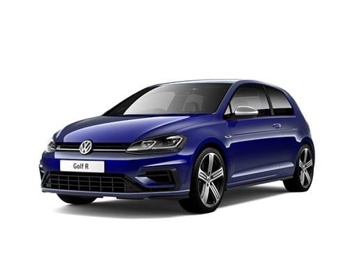 Volkswagen Golf Hatchback on 6 month short term lease