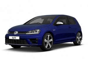 Volkswagen Golf Hatchback 2.0 TSI 300 R 4MOTION 3dr Automatic [GL] on flexible vehicle lease