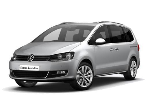Volkswagen Sharan Estate 2.0 TDI CR BMT 150 SE Nav 5dr Automatic