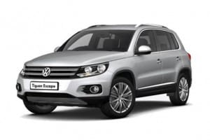 Volkswagen Tiguan Estate 2.0 TDi BMT 150 4Motion SEL 5dr Manual