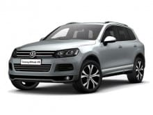 Volkswagen Touareg Estate 3.0 V6 TDI 4Motion R Line Tip Auto 5dr Automatic [LC]