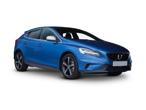 Volvo V40 Hatchback on 5 month short term lease