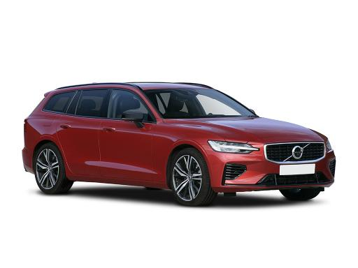 Volvo V60 Sportswagon on 12 month short term lease