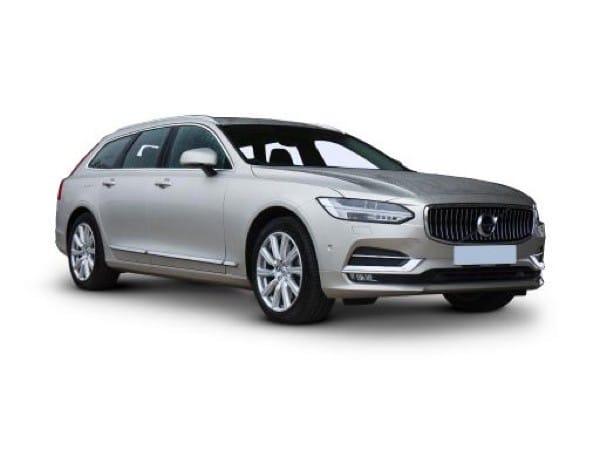 Volvo V90 Estate on 5 month short term lease