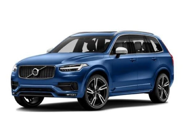 Volvo XC90 Estate on 6 month short term lease