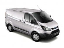 Ford Transit Custom 290 L2 FWD Low Roof Automatic