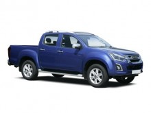 Isuzu D-Max 1.9 Double Cab Manual Pickup Truck
