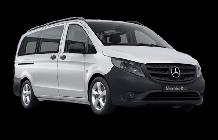 Mercedes-Benz Vito Tourer Extra Long Automatic Minibus
