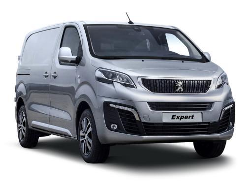 Peugeot Expert Standard 1000 1.6 BlueHDi 115 S Van 4dr Manual