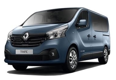 Renault Trafic Minibus LWB LL29 Energy dCi 125PS Sport Nav [9 Seater] 5dr Manual