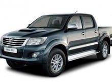 Toyota Hilux Pick Up Double Cab Invincible X 2.4 D-4D 5dr Automatic
