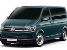 Volkswagen Transporter Shuttle LWB 2.0 TDI 9 Seater Minibus Manual