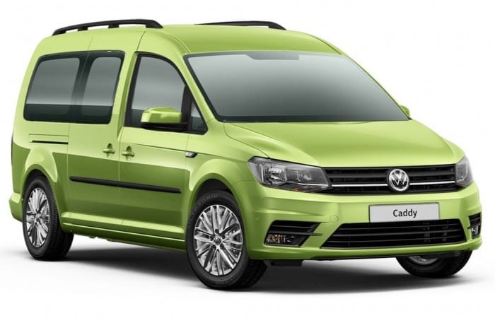 Volkswagen Caddy Maxi Life C20 1.4 TSI 7 Seater Manual